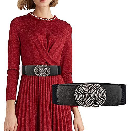 Futurekart Women's Elastic Stretch Waist Belt