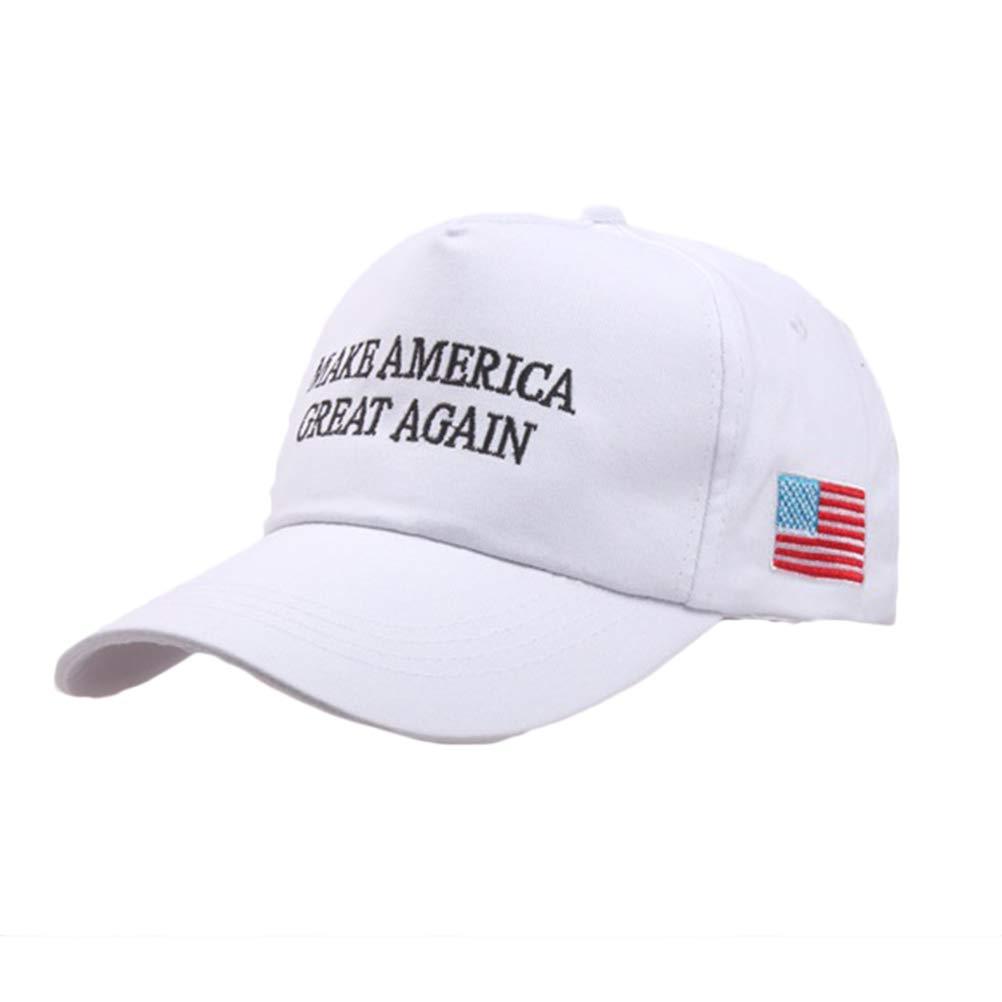 Neborn Gorra Ajustable de America Make Again Great Donald Trump Gorra de b/éisbol de Malla Republicana