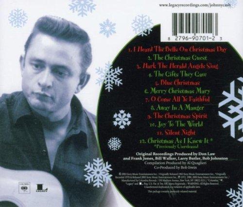 Johnny Cash - Christmas With Johnny Cash - Amazon.com Music