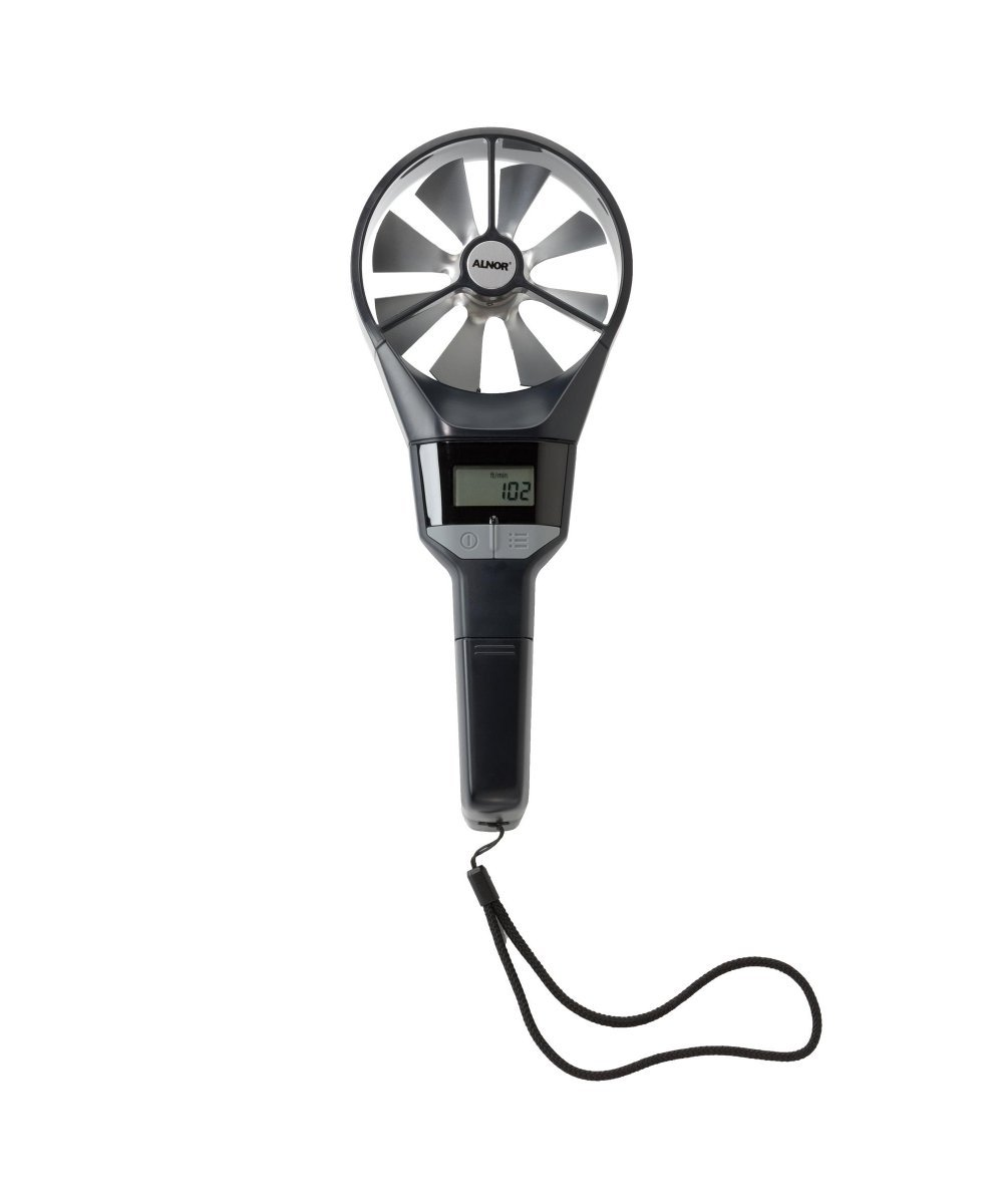 Image of Anemometers Alnor RVA801 Hand-held Vane Anemometer