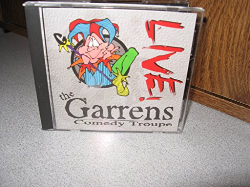 Price comparison product image The Garrens Comedy Troupe Live!