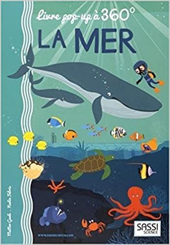 La Mer Livre Pop Up A 360 9788868602598 Amazon Com Books