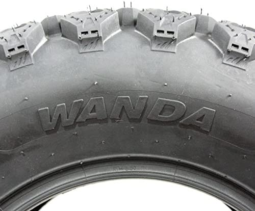 1-25x10.00-12 Wanda YG3266 6ply E-marcado neum/ático de la utilidad 25 10 12 UTV neum/ático