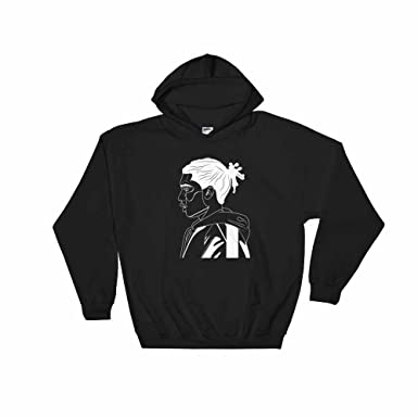 Asap Rocky A$AP Black Hoodie Sweater (Unisex) (S)