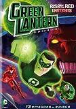 Green Lantern: Animated Series - Season One Part 1 - Rise of the Red Lanterns [DVD] (2012) by Josh Keaton