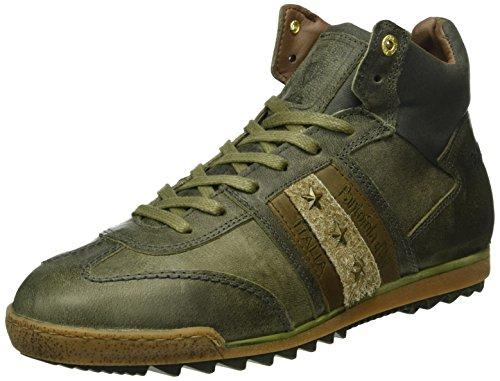 Pantofola d'Oro Imola Adesione Vecchio Uomo Mid - Zapatillas Hombre grün (.Icu)