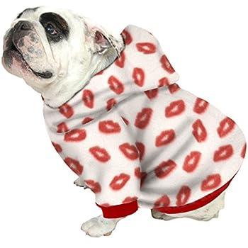 Amazon.com : Plus Size Pups English Bulldog Dog Hoodie