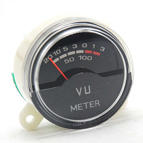 P-40SA VU meter DB Amp Level Header Level Audio Meter With Backlight Decoder by Jolooyo