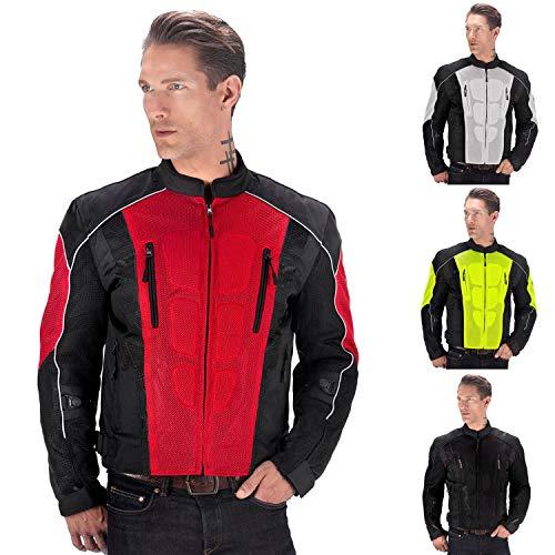 Motorcycle Cooling System (Viking Cycle Warlock Motorcycle Mesh Jacket For Men)