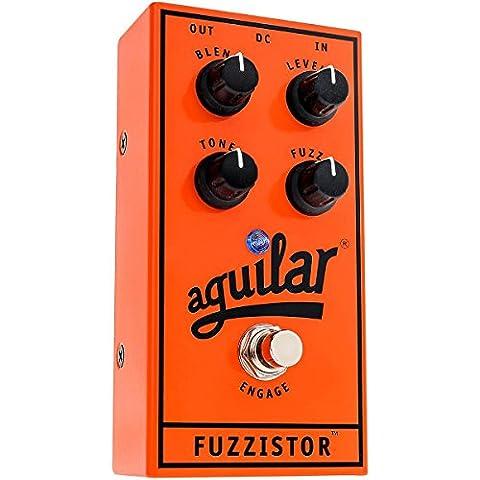 Aguilar Fuzzistor Bass Fuzz Pedal (Bass Pedal Fuzz)