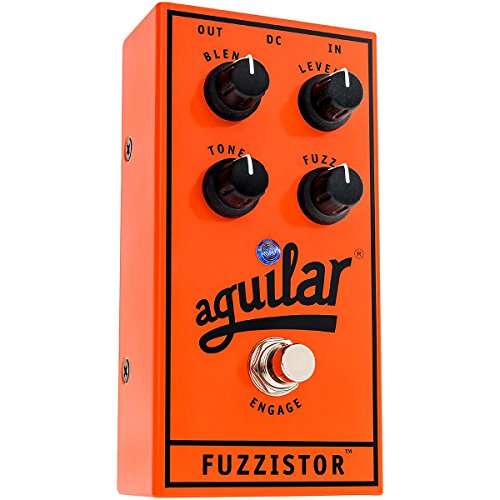 Aguilar Fuzzistor Bass Fuzz Pedal by Aguilar