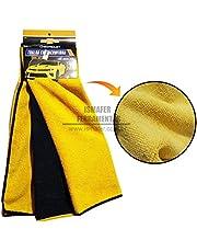 Toalha Microfibra 40x35cm 3pc Gm Chevrolet Toalha Microfibra 40x35cm 3pc Gm Amarelo Com Preto