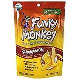 Funky Monkey Freeze-Dried Fruit, Bananamon 1 oz (29 g)