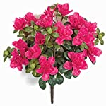 16-Inch-Outdoor-Azalea-Bush-Beauty-Polyblend-UV-Foliage