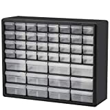 Akro-Mils 44 Drawer 10144, Plastic Parts Storage