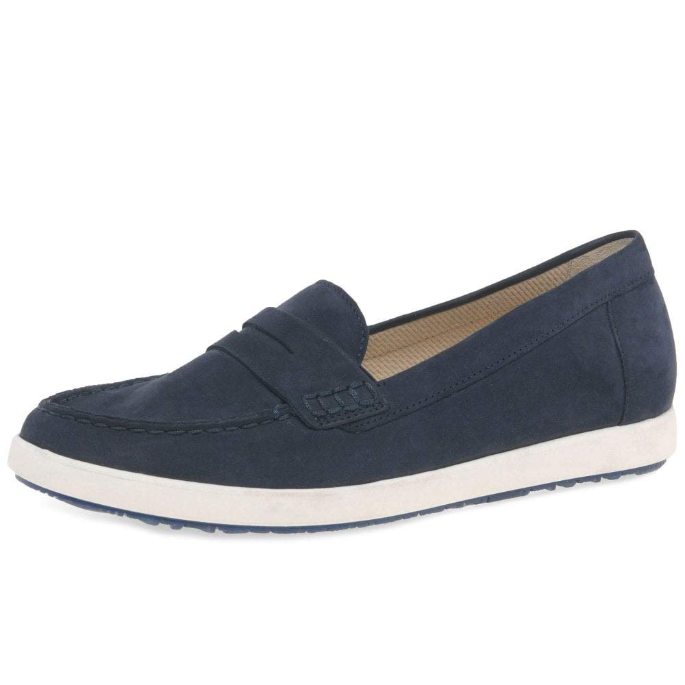 Gabor 22.464 Mujer,Zapatilla Deportiva,Slip-on,de Moda,Calzado Informal,de Ocio: Amazon.es: Zapatos y complementos