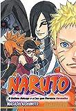 capa de Naruto Gaiden. O Sétimo Hokage e a Lua que Floresce Vermelha - Volume Único