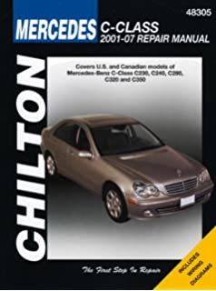 Mercedes Benz C Class (Chiltons Repair Manual)