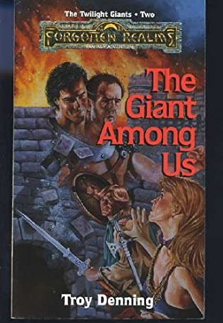 book cover of The Giant Among Us