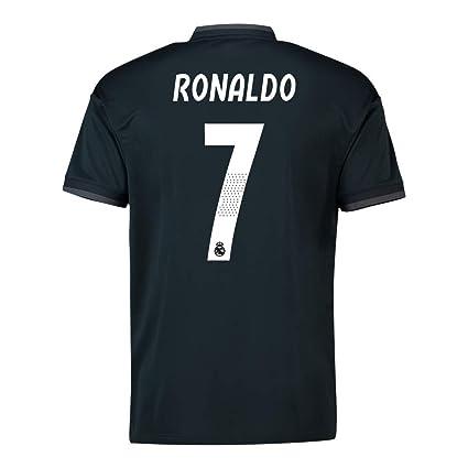 0012479f Amazon.com : 2018-19 Real Madrid Away Football Soccer T-Shirt Jersey  (Cristiano Ronaldo 7) - Kids : Sports & Outdoors