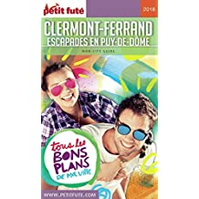 CLERMONT-FERRAND 2018 Petit Futé (City Guide) (French Edition)