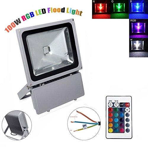 100 Watt Flood Light Outdoor - 1