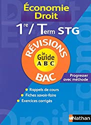 GUIDE ABC ECO DROIT TERM STG R