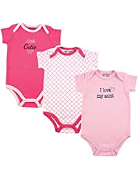 Baby Cotton Bodysuits