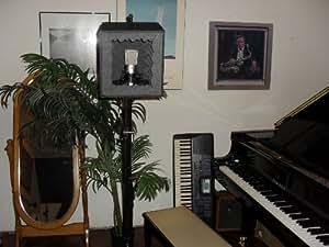 vocal booth musical instruments. Black Bedroom Furniture Sets. Home Design Ideas