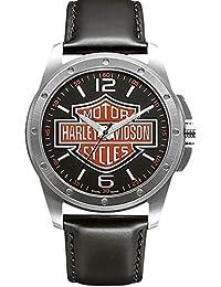 39f452d37fd Relógio Bulova Harley Davidson Analógico Masculino WH30019T