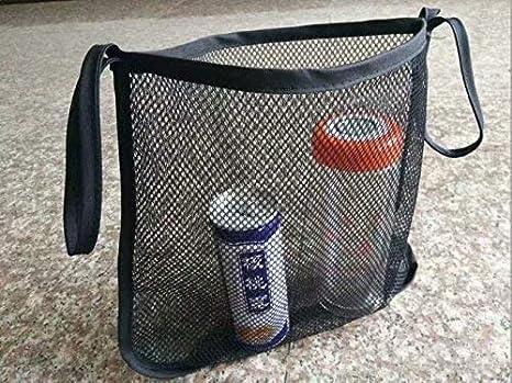 XiZiMi Kinderwagen Organizer Mesh H/ängen Beutel 1 st/ück Lagerung Sitz Tasche Tragetasche Kinderwagen Zubeh/ör Blue