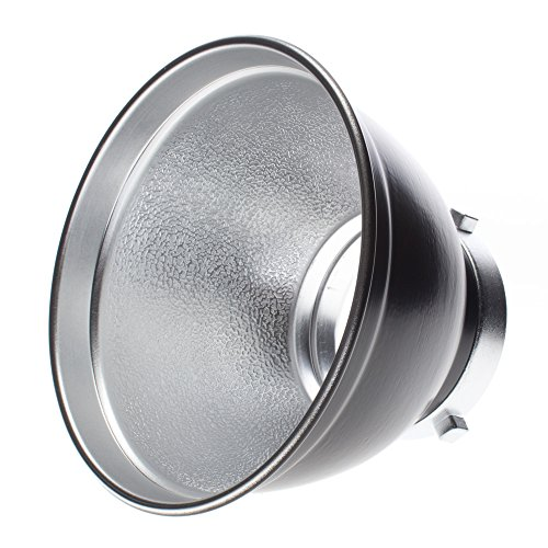 StudioPRO 7'' Reflector For S-Type Bowens Monolights Mount - Standard by Fovitec
