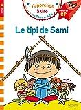 j apprends ? lire avec sami et julie le tipi de sami niveau 1 french edition