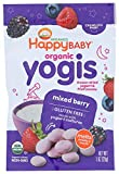 Happy Baby Organics Yogis Freeze-Dried Yogurt