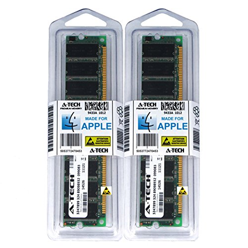 A-Tech For Apple 2GB Kit 2x 1GB PC2700 333MHz Power Mac G4 2
