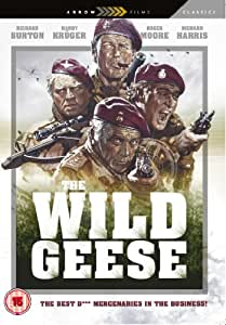 The Wild Geese [DVD] [1978]