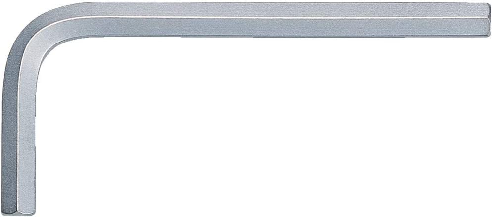 8mm KS Tools 151.2028 Innensechskant-Winkelstiftschl/üssel kurz