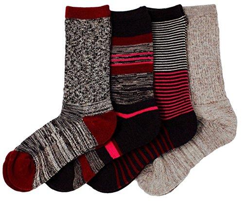 4dd58b05d Kirkland Signature Ladies  Trail Socks Merino Wool (Pink)