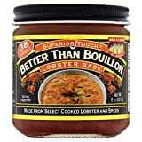 Better Than Bouillon Lobster Base, 8 Ounce