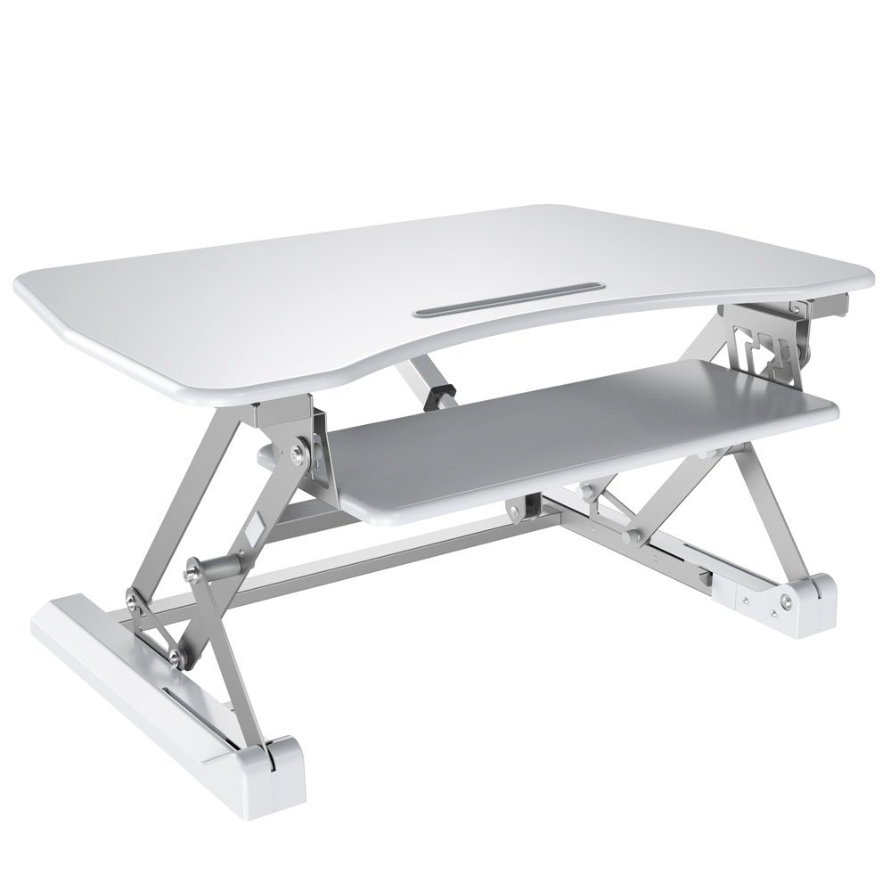 amazon com motorized standing desk white aeon 80007 kitchen rh amazon com motorized standing desk frame motorized standing desk frame