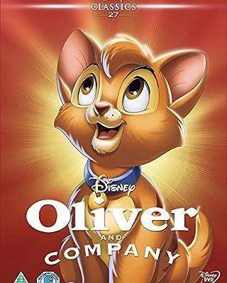 Oliver and Company [DVD]: Amazon.es: Mark Wood, Lisa Cameron, Lisa Livingstone: Cine y Series TV