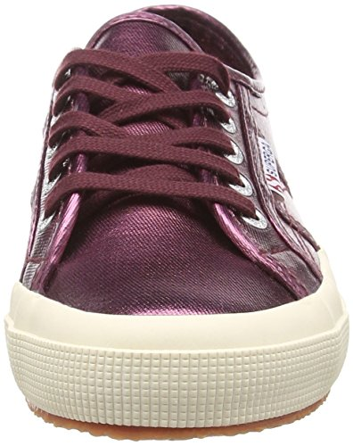 Superga 2750 Femme Baskets Cotmetu 943 bordeaux rvrBA8