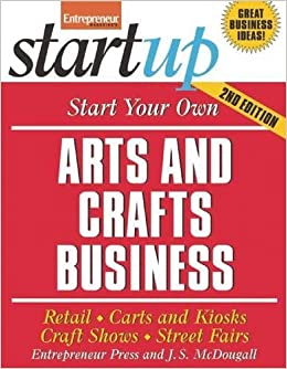 Start Your Own Arts And Crafts Business Retail Carts And Kiosks
