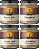 (4 PACK) - Meridian - Natural Cashew Butter | 170g | 4 PACK BUNDLE
