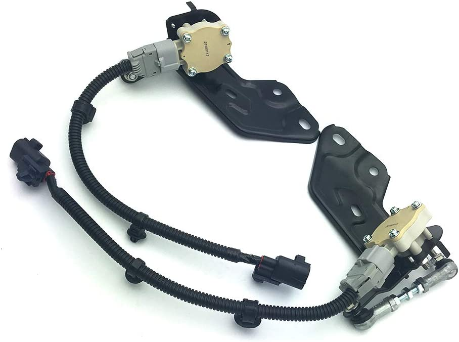 JSD Suspension Ride Height Sensor Rear Left /& Rear Right for Lexus GX470 2003-2009 Base Sport Utility 4-Door 4.7L V8 Ref# 8940860011 8940760022