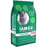 Iams PROACTIVE HEALTH Healthy Senior Dry Cat Food Chicken, 3.5 lb. Bag