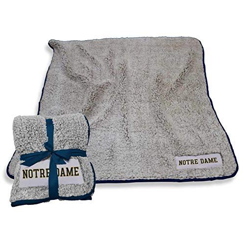 Notre Dame Fleece Throw - 4