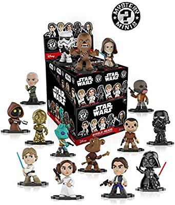 Funko Mystery Minis Solo 12 boîtes UNE STAR WARS STORY Bobble-Head vinyl figures