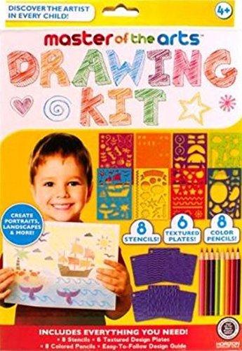 Master of the Arts Drawing Kit