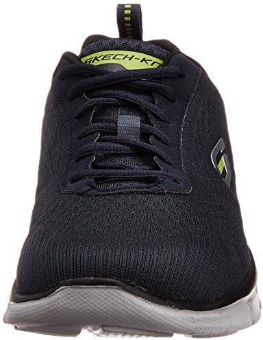 Skechers Equalizer Quick Reaction, Men's Low Top Sneakers